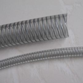 PVC螺旋钢丝增强软管