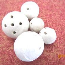 惰性氧化铝开孔瓷球