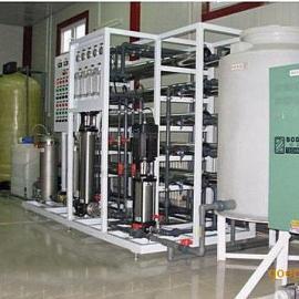 8吨每小时反渗透纯净水处理设备