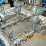 无泵自增压生水加热机组