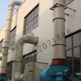 金属加工空气净化器(大型管道工程)
