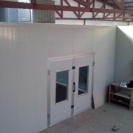 环保家具烤漆房