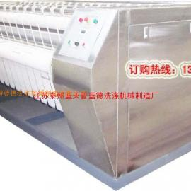 不锈钢双滚烫平机|100kg全自动洗脱机生产厂家