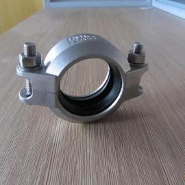 挠性卡箍 DN20拷贝林 膜壳卡箍