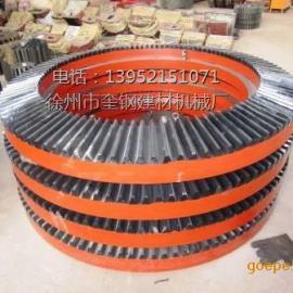 复合肥盘式造粒机伞齿轮