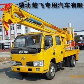 12米高空作业车-东风金霸液压升降车
