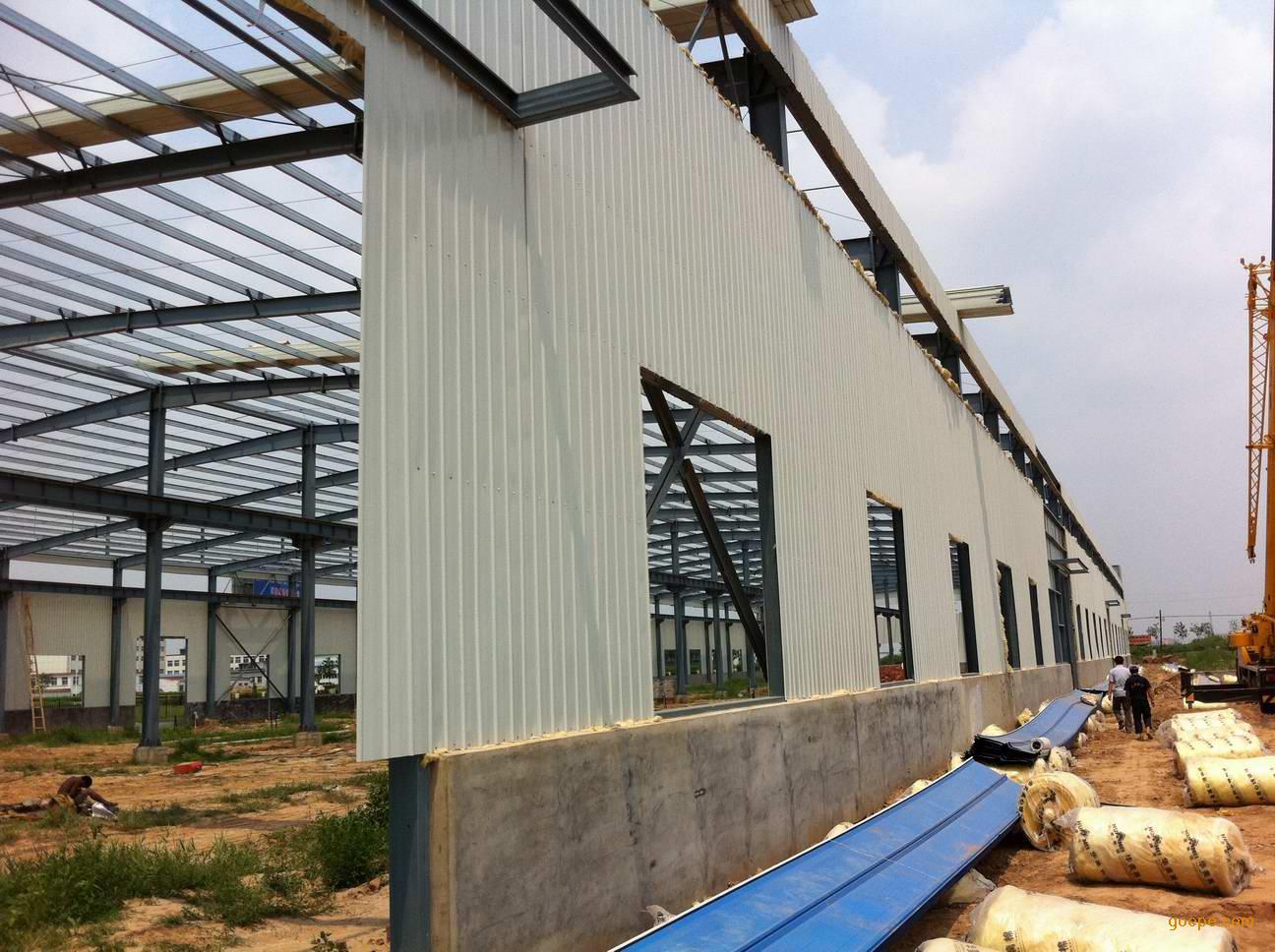 钢结构车间的承包
