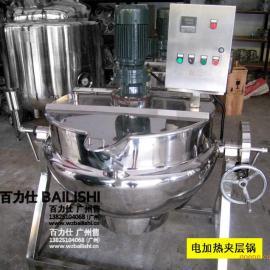不锈钢可倾式夹层锅,立式夹层锅,蒸汽锅