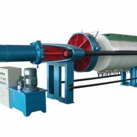 供应特种圆形高压板框压滤机、不锈钢板框过滤机