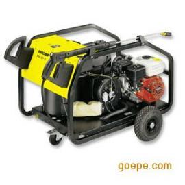 冷热水高压清洗机燃油发动机驱动