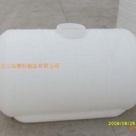 卧式塑料桶农用打药机塑料桶