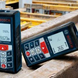 博世新产品GLM80激光测距仪