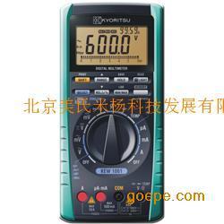 数字式万用表KEW1061/1062