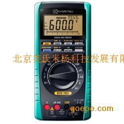 数字式万用表KEW 1051/1052