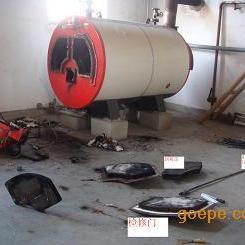 锅炉燃烧器维修保养