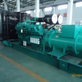 重庆康明斯KTA50-G8柴油发电机组