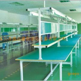 铝材台板线
