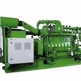 颜巴赫燃气发电机组|天然气发电分布式能源