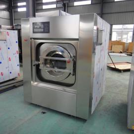 全自动工业洗衣机,宾馆床单洗涤设备厂