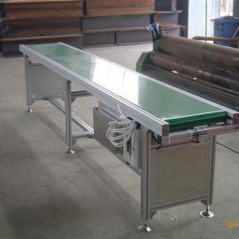 小型皮带输送机生产线皮带机生产流水线