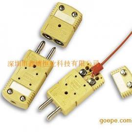 HFSTW-(*)-M/F系列标准热电偶|美国omega插头插座