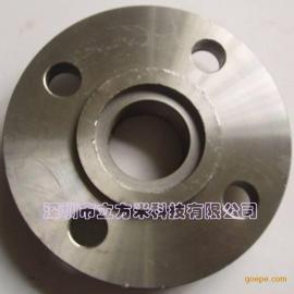 榫面带颈平焊钢制管法兰(凸)