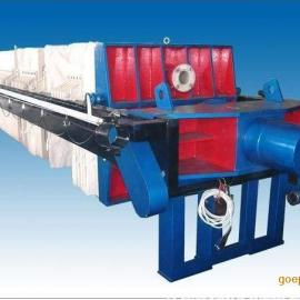 XMY/1250型全自动隔膜压滤机 厢式隔膜压滤机 板框式隔膜压滤机