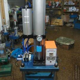 供应气液增压冲床 10吨压力机 自动热压冲床 分度盘冲床