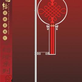 LED发光中国结