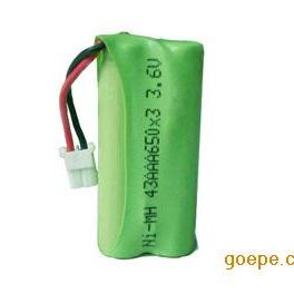 厂家直销小家电镍氢电池