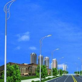 4米道路灯图片