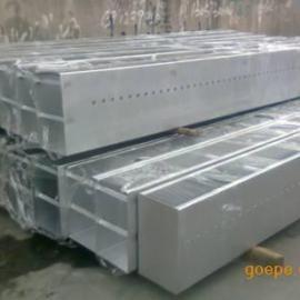 水厂沉淀池 不锈钢集水槽