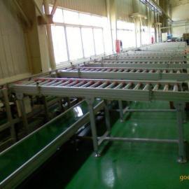 深圳滚筒线价格找用能公司梅生包胶滚筒线