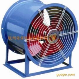 SF型固定式低噪声轴流通风机