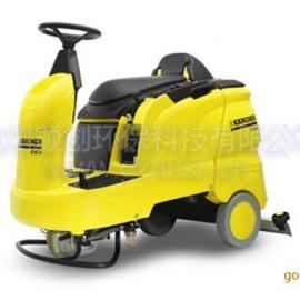 凯驰驾驶式自动洗地吸干机B90R