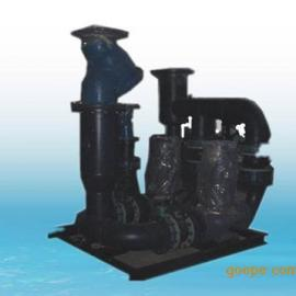 地源热泵(水源热泵)专用高层直连供暖机组