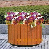花箱 木制花箱 塑木花箱