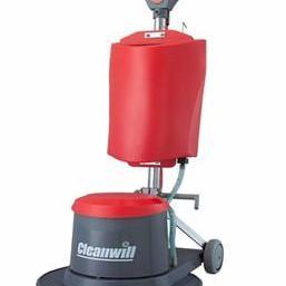 克力威多功能洗地机,CD17B保洁公司洗地机,物业用保洁设备