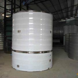 不锈钢保温水箱热泵组合式水箱