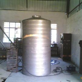 太阳能热水器工程|山东不锈钢水箱