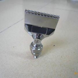 不锈钢可调流量吹风喷嘴喷头