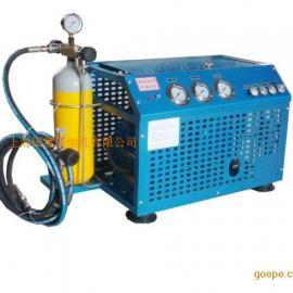 CNG汽车检测用高压空气压缩机