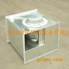 低噪声矩形管道风机 GDF管道风机 箱式风机