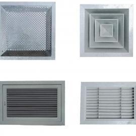 铝合金空调风口|百叶风口|送风口|