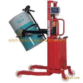 电子称油桶装卸车 电子称油桶车