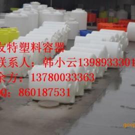 提供优质一次性排空锥形2吨LPE水箱