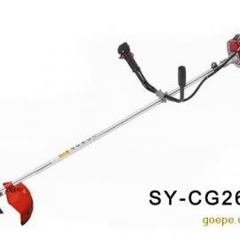 CG260小型割草机侧挂式便携
