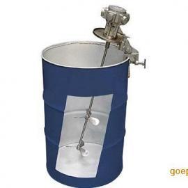 宝丽50加仑搅拌器◎宝丽夹式涂料搅拌机◎升降式涂料搅拌器