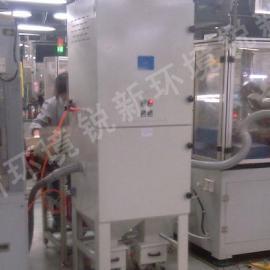 工业小型脉冲滤芯集尘机
