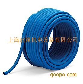 直线编织型的导电软管